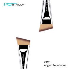 OEM Synthetic Hair Metal Ferrule Makeup Kabuki Brush